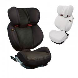 PACK Silla auto BeSafe IZI UP X3 GIROFIX Car Interior con funda toalla