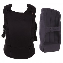 Mochila Portabebé Mountain Buggy Juno Black