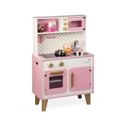 Gran cocina de madera Janod Candy Chic