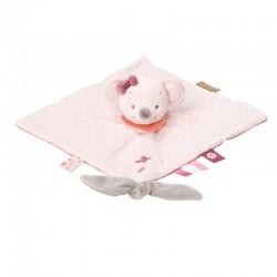 Doudou ratón Nattou Valentine