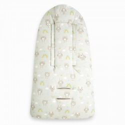Saco G0 Tuc Tuc Natural Baby Beige