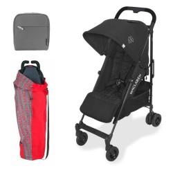 Silla paseo Maclaren Quest con bolso universal y bolsa de transporte