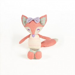 Peluche Walking Mum Foxy