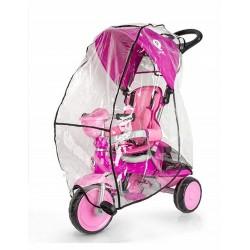 Plastico Lluvia Triciclo Qplay