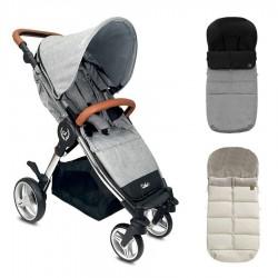 PACK Silla paseo Arrue Eko 2.0 2020 con saco impermeable