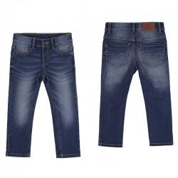 Pantalón tejano Mayoral slim fit básico