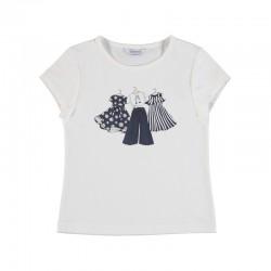 Camiseta Mayoral manga corta prendas