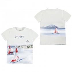 Camiseta Mayoral manga corta port