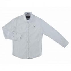 Camisa Mayoral manga larga dobby oxford