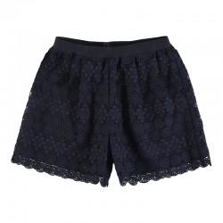 Pantalón corto Mayoral guipur