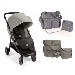 PACK Silla Paseo Mamas & Papas Armadillo con bolso cambiador