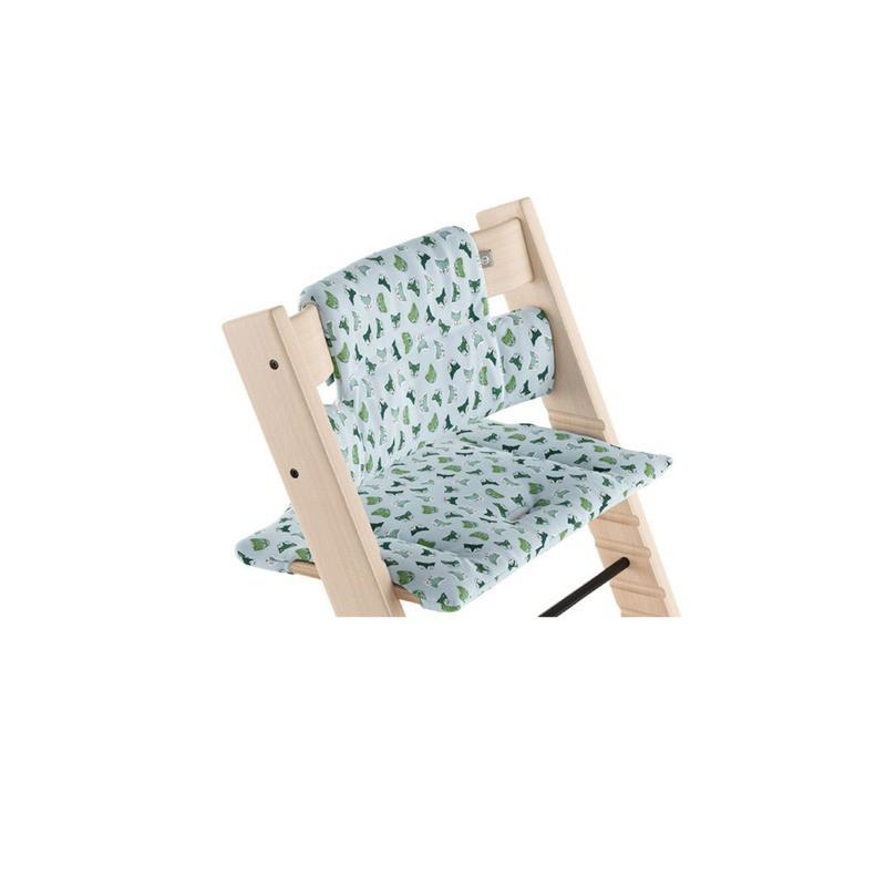 Little Sweetz ** Coj/ín Asiento DESIGN ** Para Trona Stokke Tripp Trapp 2 piezas Funda de repuesto ** Reductor de asiento para trona beb/é