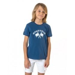 Camiseta Spagnolo bandera 4595
