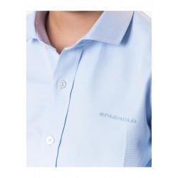 Camisa Spagnolo cuello cutaway dobby 4099