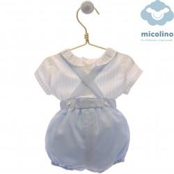 Conjunto dos piezas Micolino Valeria