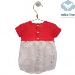 Pelele Micolino Clhoe