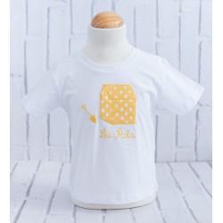 Camiseta unisex La Pala Cuarzo