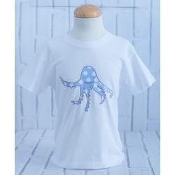 Camiseta unisex La Pala Aguamarina
