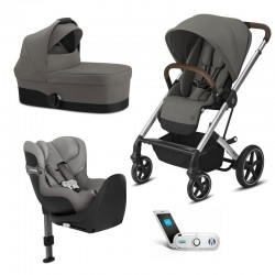 PACK Cybex Balios S Lux con Sirona S I-Size Sensor Safe