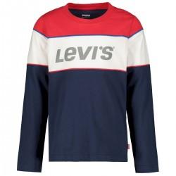Camiseta manga larga Levis Block