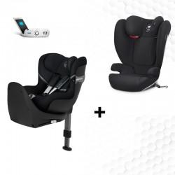 PACK0123 Cybex Sirona S I-Size Sensorsafe con silla auto 2/3