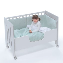 Barrera Infantil Alondra con Kit Sofá para Cuna OMNI/NEXO de 60x120