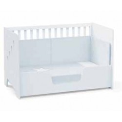 Barrera Infantil Alondra con Kit Sofá para Cuna OMNI XL de 70x140