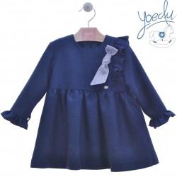 Vestido infantil Yoedu Telar