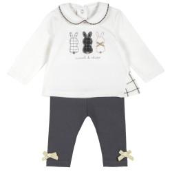 Camiseta y leggings Chicco