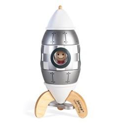 Kit magnético Janod Cohete de aniversario