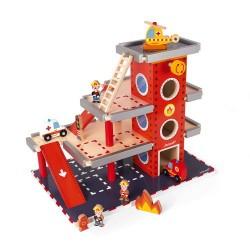 Parque de bomberos Janod