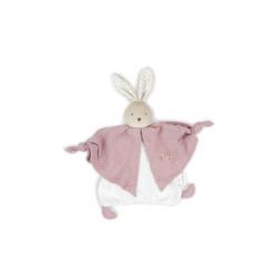 Doudou Algodón Kaloo Conejo Rosa