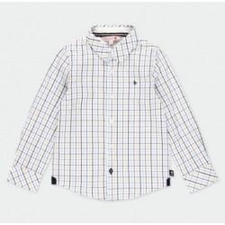 Camisa Boboli popelín cuadros