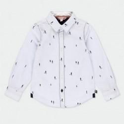 Camisa Boboli popelín listada