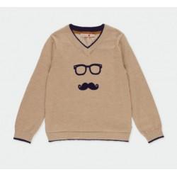 Jersey Boboli tricotosa gafas