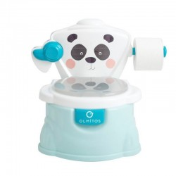 Orinal Olmitos Panda Bear