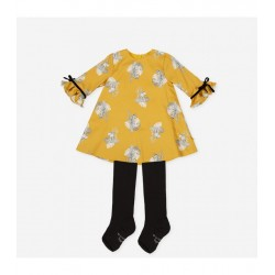 Vestido Tutto Piccolo con leotardos