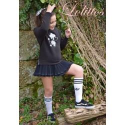 Vestido Felpa Lolittos Palo