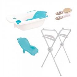 bañera con cubeta y patas Olmitos