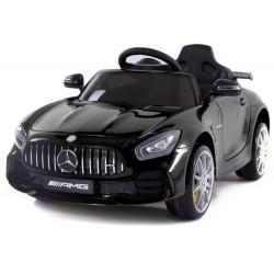Coche Qplay Mercedes GTR Rojo radio control