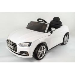 Coche Audi S5 Blanco radio control