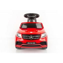 Coche Mercedes GLS-63 Rojo radio control