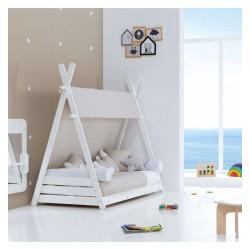 PACK Cabaña Alondra Montessori HOMY 70x140 con textil y toldo