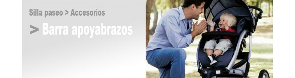 Barra Apoyabrazo