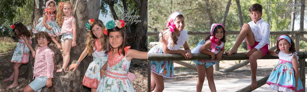 a9ec33830 Nueva Colección moda infantil Sanchez de la Vega - Tienda Oficial ...