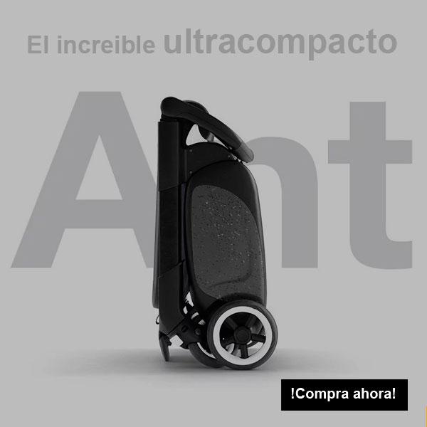 Ant El increíble carrito ultra compacto