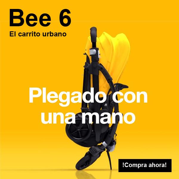 Bee 6 El carrito urbano y compacto