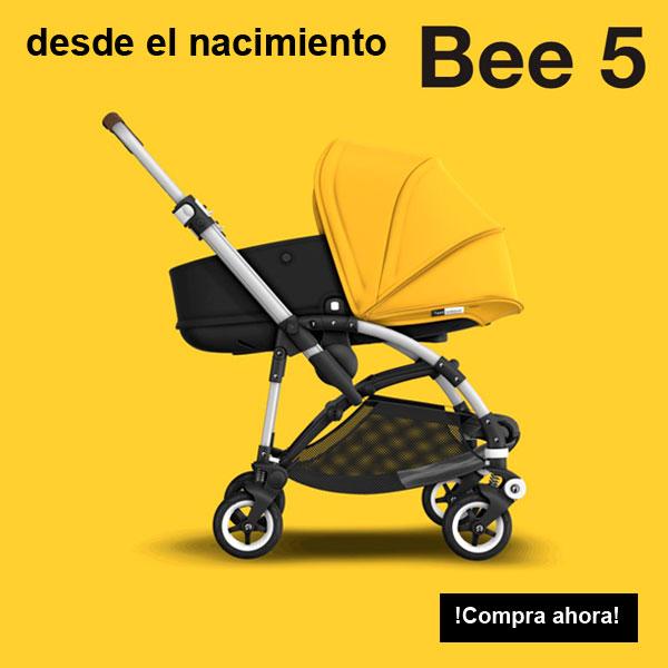 Bee 5 El carrito urbano desde el nacimento
