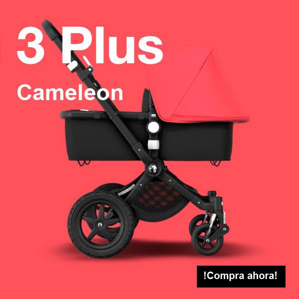 Cameleon 3 Plus El carrito original. Calidad probada.