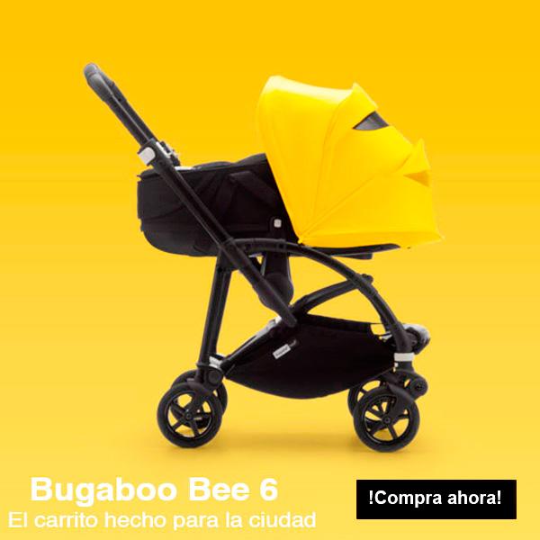 Bee 6 El carrito urbano desde el nacimento